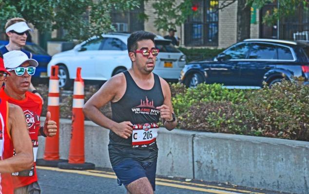 ALEJANDRO Running
